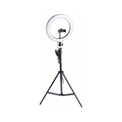 Ring Light MD.9, Completo, 12 Polegadas, Tripé 1.6m + Controle Remoto