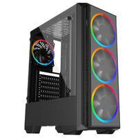Computador Gamer Skill AMD Ryzen 5 3400G, Radeon RX VEGA 11, 16GB DDR4 Ballistix, HD 2TB, SSD 120GB
