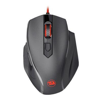 Mouse Usb Óptico Led 3200 Dpis Tiger 2 M709 Redragon