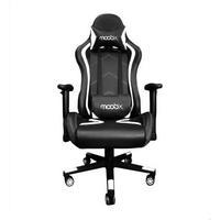 Cadeira Gamer MoobX Profissional Thunder Preto/Branco