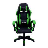 Cadeira Gamer X Fusion, Suporta até 120kg, Verde - C.123