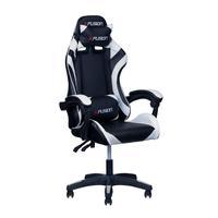 Cadeira Gamer X Fusion, Suporta até 120kg, Branca - C.123
