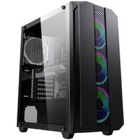 Computador Skill Gamer com Processador AMD Ryzen 5 3400G, 8GB DDR4, Geforce GTX 1660 Super 6GB, HD 1TB, Fonte Gamer de 500W