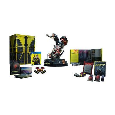 Jogo Cyberpunk 2077 - Collectors Edition - Playstation 4 - Warner Bros Interactive Entertainment
