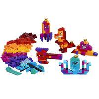 Jogo Lego The Movie - Construa com a Rainha Watevra