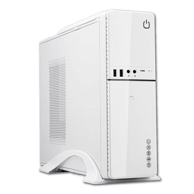 Computador PC Intel 8ª Geração 8GB, DDR4, HD 500GB, Intel UHD 610, HDMI Full HD, Linux, Skill SlimPC
