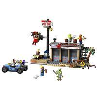 Lego Hidden Side - Ataque Ao Mercado De Camarão