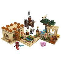 LEGO Minecraft - O Ataque de Illager
