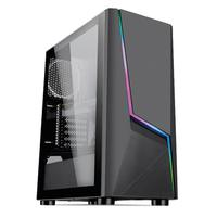 Computador PC Gamer Skill AMD Athlon 3000G, Placa de vídeo Radeon VEGA 3, 8GB DDR4, SD 120GB, HD 1TB, 500W, Skill Cool
