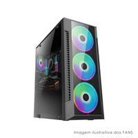 Computador Gamer Completo Hércules, i3 3º Gen, GT 730, 8GB, HD 500GB