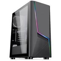 Computador Gamer AMD Athlon 3000G, Geforce GT 1050 Ti 4GB, 8GB DDR4 3000MHZ, HD 1TB, SSD 120GB 500W 80 Plus