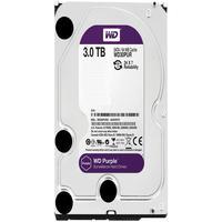 """HD WD Purple Surveillance, 3TB, 3.5"""", SATA - WD30PURZ"""