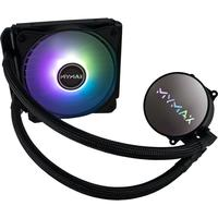 Watercooler Mymax New Algor, 120mm, para AMD e Intel, LED, RGB