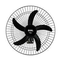 Ventilador De Parede Eos Turbo Vento Com 5 Pás, Bivolt - Evp60