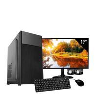 Computador Completo Corporate Asus 4° Gen I7 8gb 240gb Ssd Monitor 19