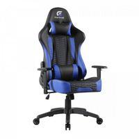 Cadeira Gamer Cruiser Fortrek, Suporta até 135Kg, Preta/Azul