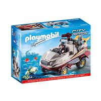 Playmobil - Caminhao Anfibio Sunyy