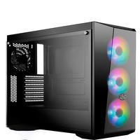 Computador Pc Gamer Fácil Intel Core I7 10700F Décima Geração, 8GB DDR4, GTX 1650 4GB, HD 500GB, Cooler Master