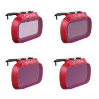 Filtros Nd  Pgytech Professional Para Drone DJI Mavic Mini E Mini 2