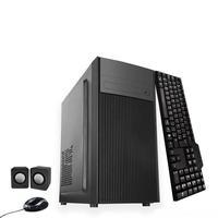 Computador Desktop Icc Iv2343kw Intel Core I3 4gb Hd 2tb Kit Multimídia Hdmi Windows 10