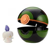 Pokémon Sunny, Clip De Pokebola, Litwick, Dusk Ball