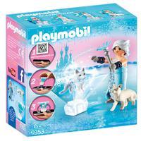 Playmobil Sunny, Princesa Flor Do Inverno - 9353