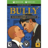 Bully (scholarship Edition) - Xbox One 360