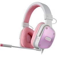 Fone Headset Gamer Sades Dpower, Ps4, Xbox One, Rosa - Sa-722
