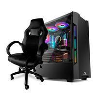 Pc Gamer Neologic - Nli82367, Intel I5-9400f (gtx 1050ti 4gb) 16GB, DDR4, SSD 120GB, 400W 80 Plus + Cadeira Gamer