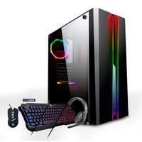 Kit - Pc Gamer Smart Pc Smt81939 Intel I5 8gb (rx 550 2gb) 1tb