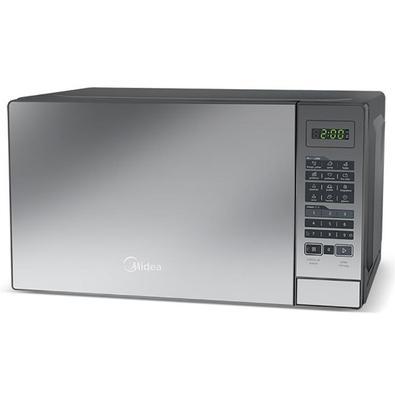 Micro-ondas Midea  20L, Prata / Espelhado, 110V - Mrae21