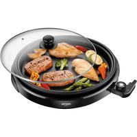Grill Elétrico Multifuncional Gourmet Lenoxx, 127V - Pgr151