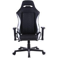Cadeira Gamer Mymax Mx16, Giratória, Preto/Prata