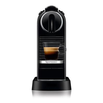 Cafeteira Nespresso Citiz Preta Para Café Espresso - D113br - 110v