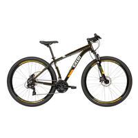 Bicicleta Mtb Two Niner Pro Aro 29, Suspensão, Câmbio Shimano, Freio à Disco, 21 Velocidades, Verde Metálico