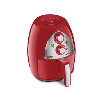 Fritadeira Elétrica sem Óleo Air Fryer 4 Litros Ar Family Mondial