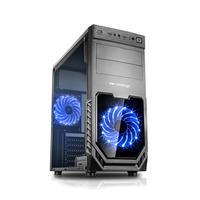 Pc Gamer Smart Pc Smt81125 Intel I5 8gb (geforce Gtx 1060 3gb) 1tb + Ssd 240gb