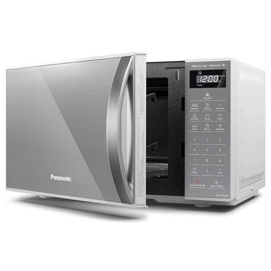 Micro-ondas Panasonic 21 Litros, Espelhado, 220V - Nn-st27lwrun