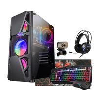 Computador Gamer I5 Ssd 480Gb, Gtx 1050ti 8Gb, Fonte Real -  500w