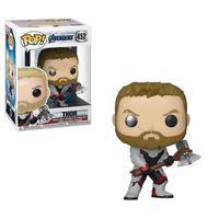 Boneco Funko Pop Marvel Avengers Endgame Thor 452