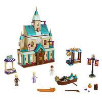 Lego Disney - A Aldeia Do Castelo De Arendelle