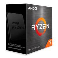 Processador Amd Ryzen 7, 5800x 3.8ghz, 4.7ghz, 8 Cores, Am4