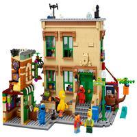 Lego Ideas - Vila Sésamo 123