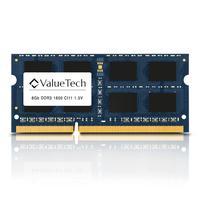 Memoria De Notebook 8gb, Ddr3 1600, Cl11 1.5v, Vt8g1600l11n - Valuetech