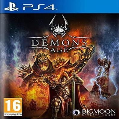 Jogo Toukiden The Age Of Demons - Playstation 4 - Tecmo Koei