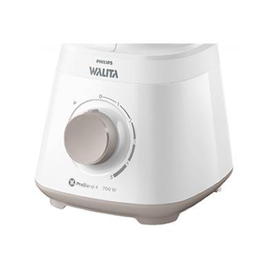 Liquidificador Philips Walita Daily Turbo RI2113 Jarra Duravita 700w 5vel. Branco 220v