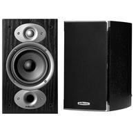 Polk Audio Rti-a1 - Par De Caixas Acústicas Bookshelf Para Home Theater Preto