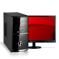Kit - Computador Neologic Dual Core J1800, 500GB, 4GB RAM, Windows 8 + Monitor 18,5 Nli48297