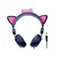 Fone De Ouvido K-mex Headphone Cat Ar30