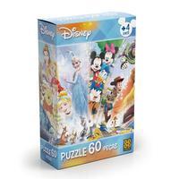 Quebra Cabeça 60 Peças Disney